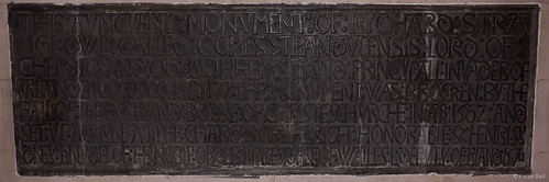Christ Church marker