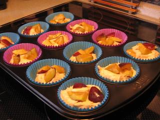 Honey & Plum Cupcakes
