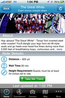 Ride Description