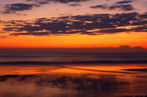 ocean sunset beach nature water sunrise sand florida scenic