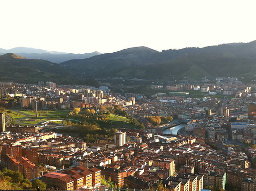 Bilbao From Above | by mamamusings