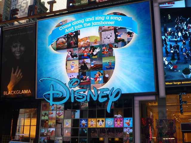 Disney Store Times Square