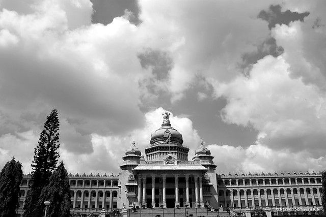 Vidhana Soudha - Karnataka state's House of Legislature