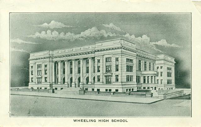 Souvenir Views of Wheeling, 1915