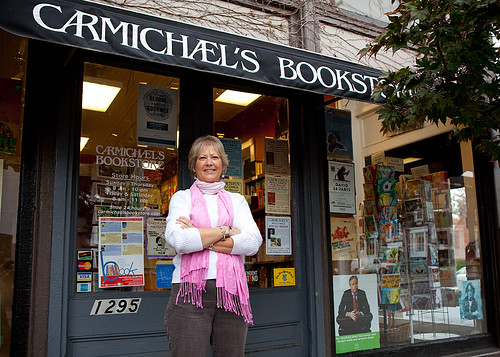 Carmichael's Bookstore | by Independent We Stand