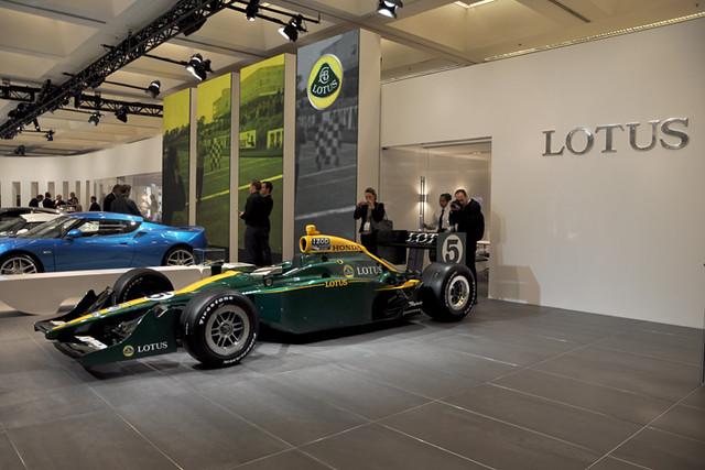 Lotus display