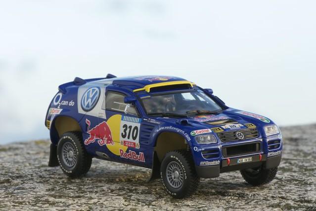Minichamps VW Race Touareg '05 1