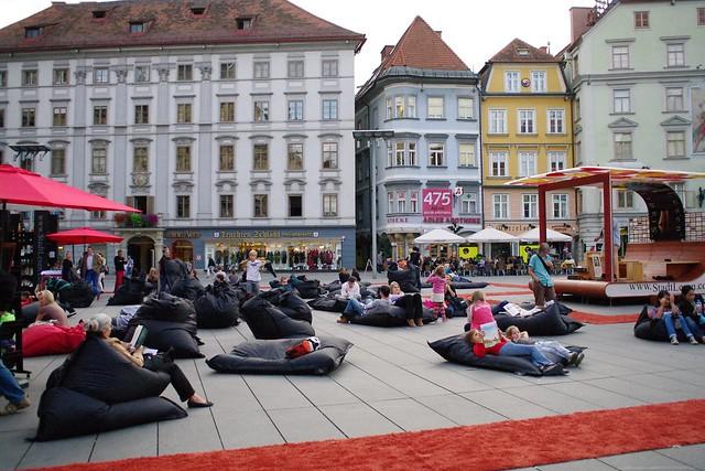 Stadtlesen.com in Graz