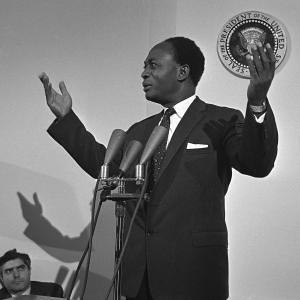 Black History Month in Ghana