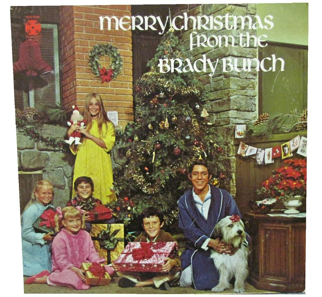 Brady Bunch Christmas.Brady Bunch Merry Christmas From The Thomas Friel Flickr