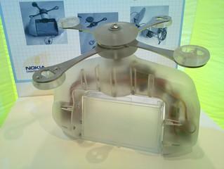 Nokia N8 KAP rig prototype