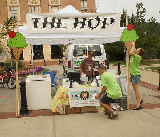 The Hop downtown