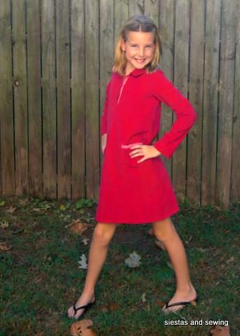 Jump Rope Dress, Take 3