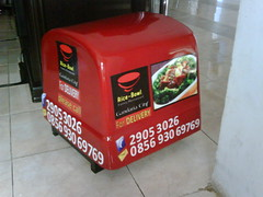 Box delivery Rice-Bowl