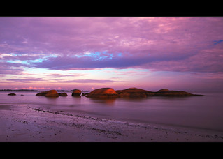 low tide @ sunrise | by j3ffm4n