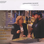 DACC: Addie Russell: Every Job Counts (back)