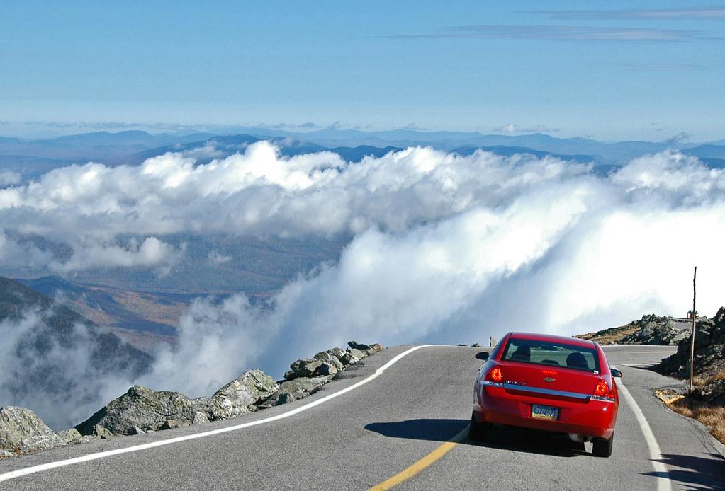 Mt Washington Auto Road >> Into The Sea Of Clouds Mt Washington Auto Road Flickr