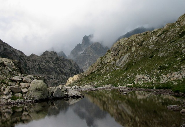 vallon du mont Chamineye