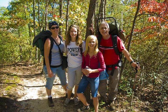 The Graggs, Twin Arches Loop trail, BSF, Scott Co, TN