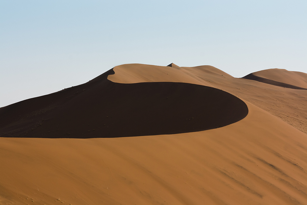 Sossusvlei Dune III (Namibia - Namib desert)