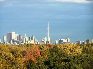 Toronto skyline as seen from above High Park | by Kenn Chaplin