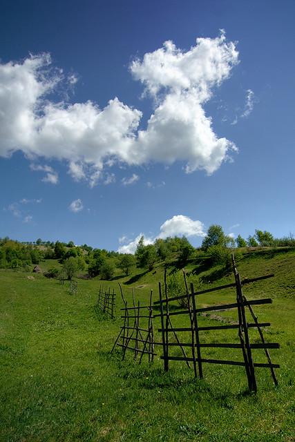 Romanian Landscape (Maramures)