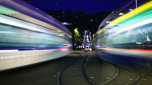 Between Railtracks | by Nikkito_arg
