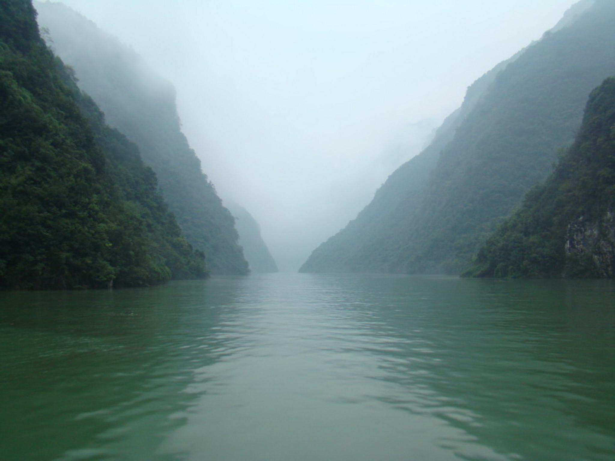 China Crucero Las Tres Gargantas del Yangtsé