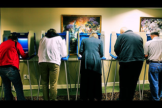 11.2.2010 <election day> 291/365 | by Phil Roeder