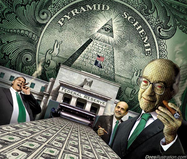 The Federal Reserve: The Biggest Scam In History | The Feder… | Flickr