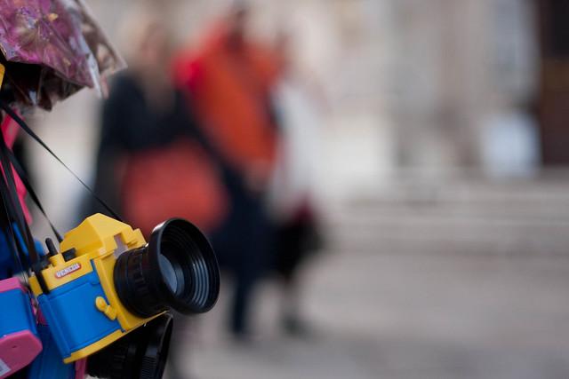 08112010 (Day 312) – Toy camera, Venice