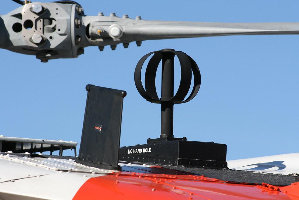 Nellis Aviation Nation 123 | UHF SATCOM antenna, USCG MH-60T… | Flickr