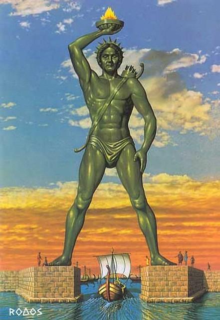 El coloso de Rodas(3hev)