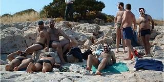 Limanakia Gay Beach