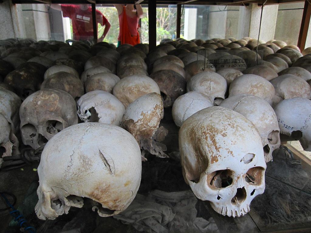The Killing Fields, Cambodia