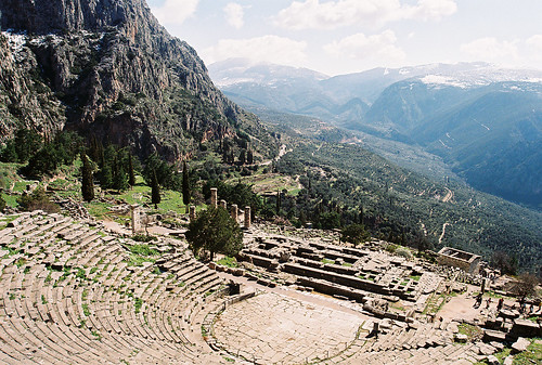 Theater at Delphi | by wnhsl