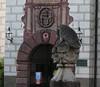 """Třeboň, """"Turecká"""" kašna před zámkem, foto: Petr Nejedlý"""