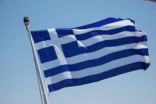 Greek flag | by tjuel