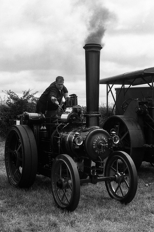 FILM - Sheffield Steam Rally 2017-14