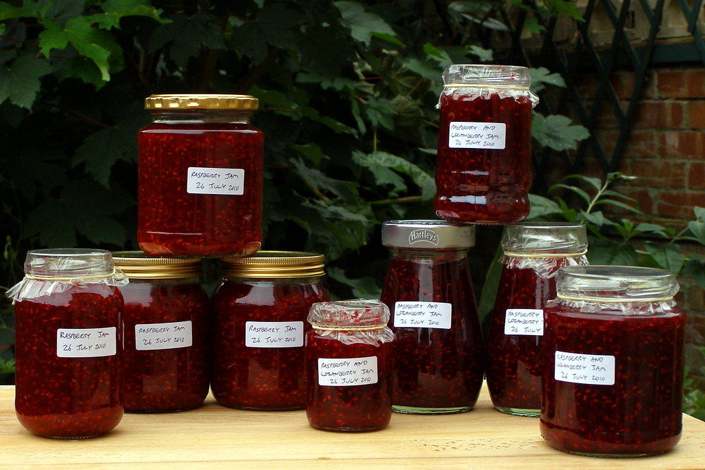 Jam end-product