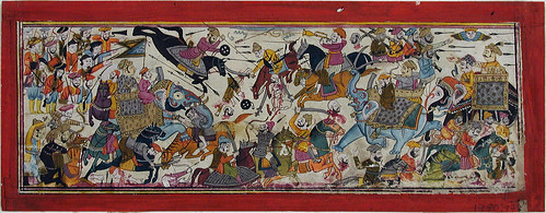 Battle scene | by Asian Curator at The San Diego Museum of Art