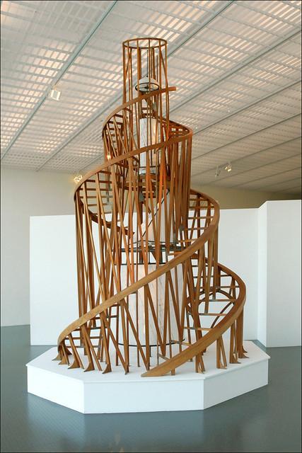 Monument à la Troisième internationale (centre Pompidou Metz)