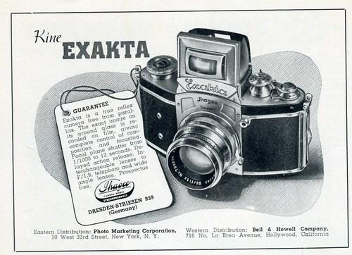 Kine Exakta 1939 | by Nesster