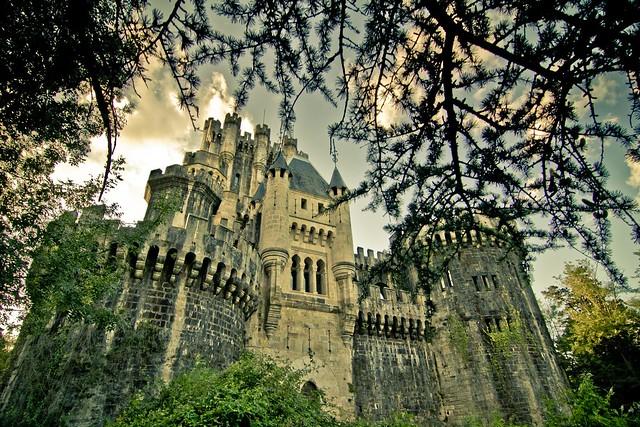 Castillo de Butrón - Foto Medieval