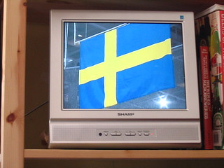 Heja Sverige!! Ishockey guld! 2006-I
