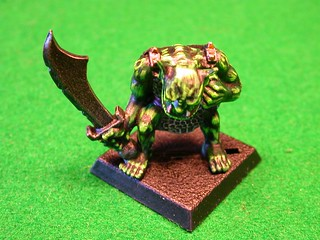 The second oldest plastic GW ork | by Muskie McKay