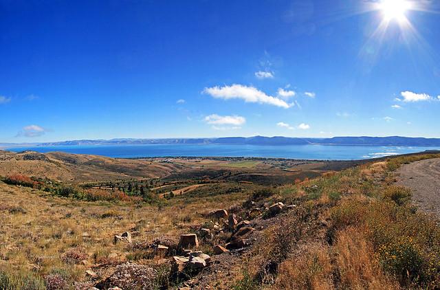 Bear Lake Sunshine
