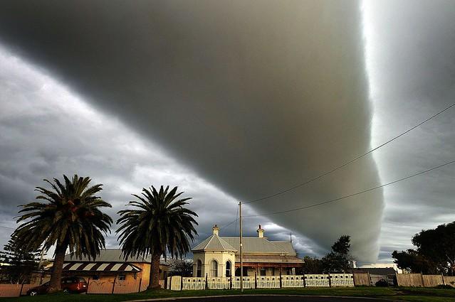 Cloud at Warrnambool