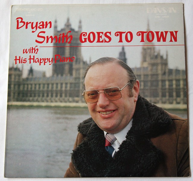 bryan smith goes to town with his happy piano