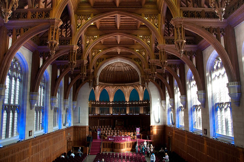 The Great Hall in the Wills Memorial Building | by It's life Jim....